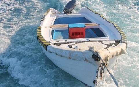 Хранение лодки в зимний период