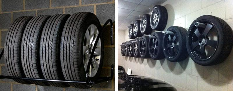Хранение шин авто