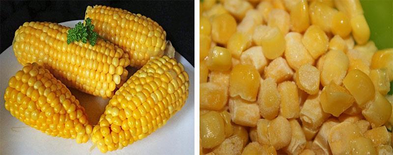 Заготовка кукурузы на зиму
