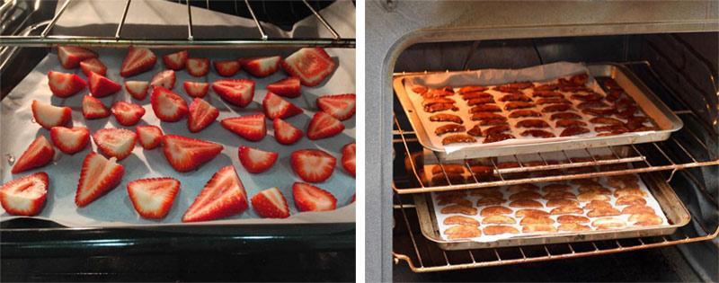 Духовка для сушки фруктов и ягод