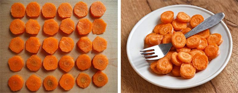Сушеная морковь в домашних условиях