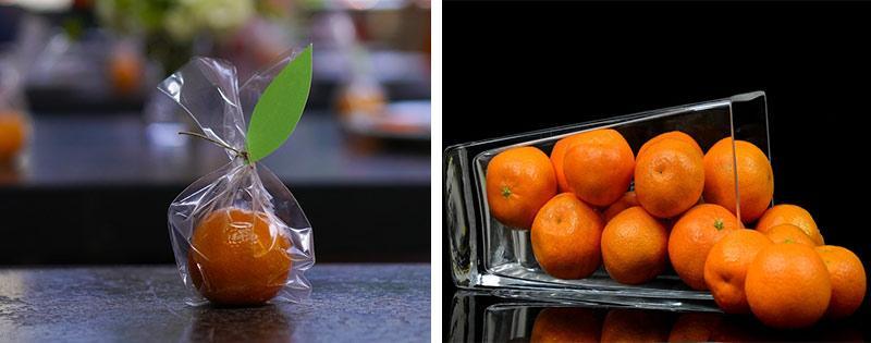Особенности хранения мандаринов