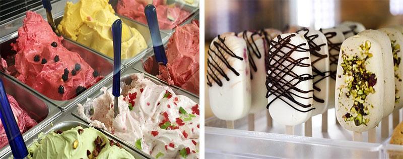 Хранение мороженого способы