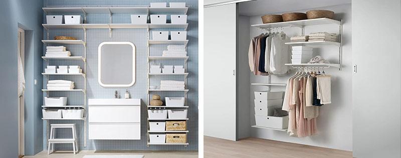 Ikea навесные системы