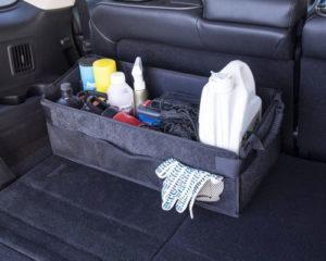 Органайзер в багажник машины