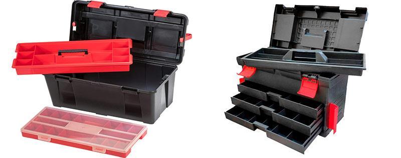 Пластиковые органайзеры для инструментов